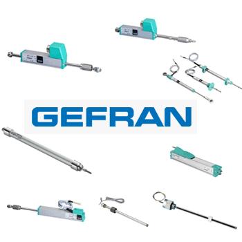 Gefran Lvdt Sensors Entherm Inc